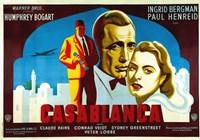 "Casablanca Art Deco Horizontal - 17"" x 11"""