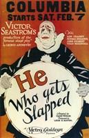 """He Who Gets Slapped - 11"""" x 17"""""""