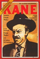 "Citizen Kane - 11"" x 17"""