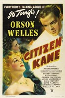 "Citizen Kane Everybody's Talking About It - 11"" x 17"" - $15.49"