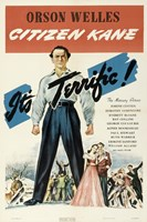 "Citizen Kane It's Terrific! - 11"" x 17"" - $15.49"