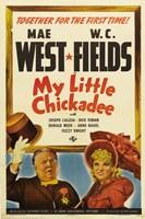 """My Little Chickadee - 11"""" x 17"""""""