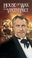 House of Wax Starring Vincent Price Fine Art Print