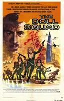 "Doll Squad - 11"" x 17"""