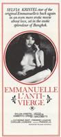 Emmanuelle 2 Wall Poster