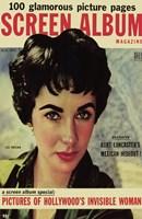 Elizabeth Taylor Fine Art Print