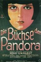 "Pandora's Box German - 11"" x 17"" - $15.49"