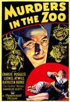 "Murders in the Zoo - 11"" x 17"", FulcrumGallery.com brand"