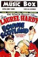 "Bonnie Scotland - 11"" x 17"""