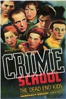 """Crime School - 11"""" x 17"""" - $15.49"""