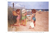 Seaside Adventures Fine Art Print