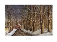 "Bend in the Road by Dan Campanelli - 32"" x 24"""