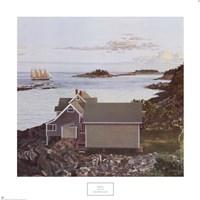 John's Bay, 1984 Fine Art Print