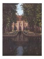 Bell Haven Manor Fine Art Print