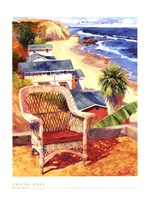 Crystal Cove Fine Art Print