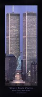The World Trade Center Fine Art Print