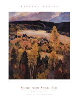 Ute Park, New Mexico Fine Art Print