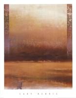 Mist on the Horizon Fine Art Print