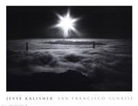San Francisco Sunrise Fine Art Print