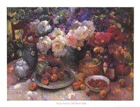 """The Artist's Table by Ovanes Berberian - 36"""" x 28"""""""