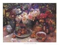 The Artist's Table Fine Art Print