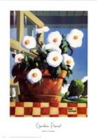 Garden Floral Fine Art Print