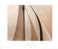 Sail Away II Fine Art Print