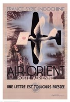 Air-Orient Framed Print