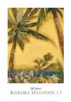 Bahama Splendor II Fine Art Print