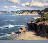 Coastal Afternoon Fine Art Print
