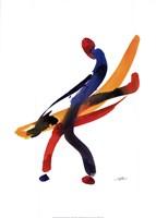 Dancer I Framed Print