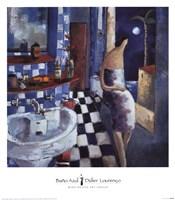 "Bao Azul by Didier Lourenco - 13"" x 15"""