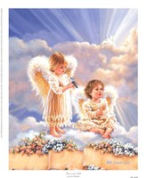 "Heavenly Gifts by Dona Gelsinger - 9"" x 11"""