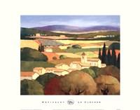 Le Clocher Fine Art Print