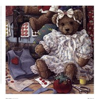 Teddy Bear Art
