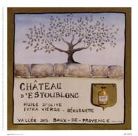 Huile D' Olive Fine Art Print