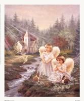 "Prayers Of Love by Dona Gelsinger - 10"" x 12"""