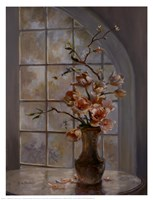 Magnolia Arch II Fine Art Print