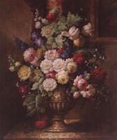 Renaissance Floral Fine Art Print