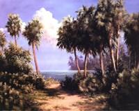 "Untouched Coast by Art Fronckowiak - 28"" x 22"""