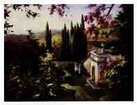 Mystic Garden II Fine Art Print