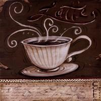 Latte Framed Print