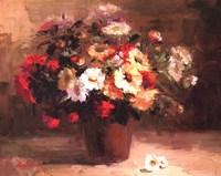 "Essence De Fleur by Parkwin - 28"" x 22"""