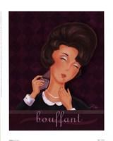 Bouffant Fine Art Print