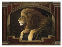 Safari Royal Fine Art Print