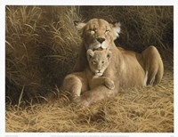 A Mother's Pride Fine Art Print