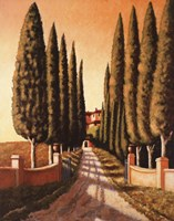 "Tuscan Retreat by Santo Devita - 22"" x 28"" - $28.99"