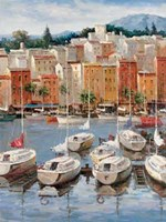 Terracotta Harbor Fine Art Print