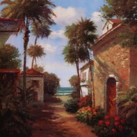"30"" x 30"" Tropical Pictures"