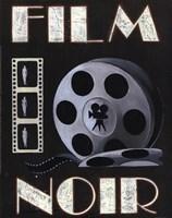 Film Noir Fine Art Print